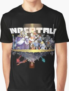 Undertale-HD Graphic T-Shirt