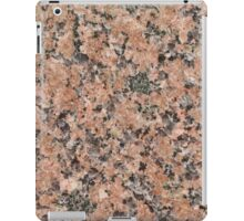 Polished stone granite art deco phone case iPad Case/Skin