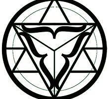 Balance/Unity Alchemy circle by Radchopp