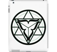 Balance/Unity Alchemy circle iPad Case/Skin