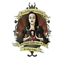 Drusilla - Buffy the Vampire Slayer Photographic Print