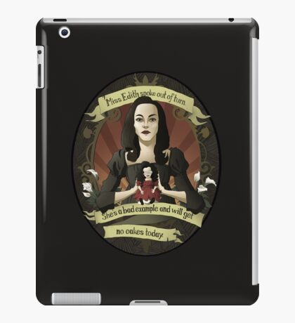 Drusilla - Buffy the Vampire Slayer iPad Case/Skin