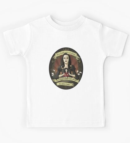Drusilla - Buffy the Vampire Slayer Kids Tee