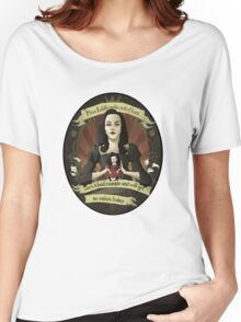 Drusilla - Buffy the Vampire Slayer Women's Relaxed Fit T-Shirt