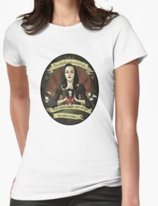 Drusilla - Buffy the Vampire Slayer Womens Fitted T-Shirt