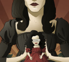 Drusilla - Buffy the Vampire Slayer Sticker
