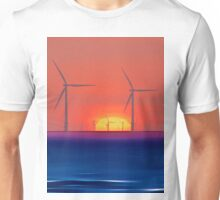 Windmills to the Sun Unisex T-Shirt