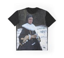 Noble widow cosplay Graphic T-Shirt