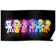 My Little Pony TOP Poster