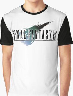 -FINAL FANTASY- Final Fantasy VII Graphic T-Shirt