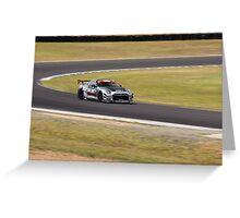 Top Secret Nissan R35 - WTAC Greeting Card