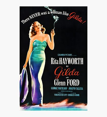 Gilda Photographic Print
