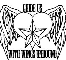 Guide us with wings unbound by Radchopp