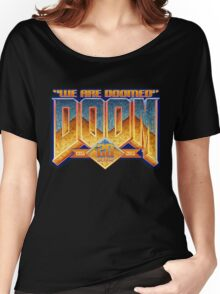 Doom Anniversary Women's Relaxed Fit T-Shirt