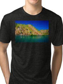 Rocky Riverside Tri-blend T-Shirt
