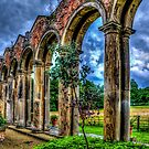 Gibside Orangery by Andrew Pounder