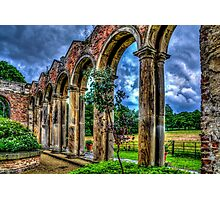 Gibside Orangery Photographic Print