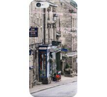 Pateley Bridge, Yorkshire iPhone Case/Skin