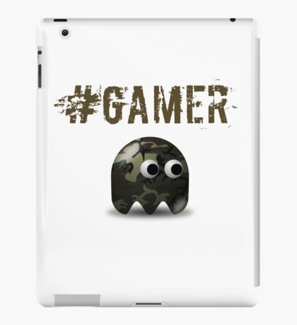 #gamer iPad Case/Skin