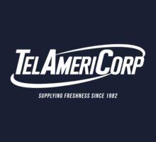 TelAmeriCorp One Piece - Short Sleeve
