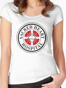 Sacred Heart Hospital Women's Fitted Scoop T-Shirt