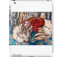 Soul companion iPad Case/Skin