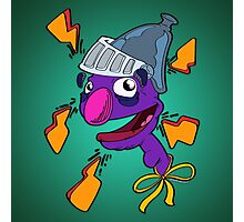 Super Groovy (Super Grover) Photographic Print