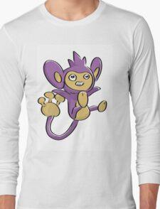 Aipom Pokemon  Long Sleeve T-Shirt