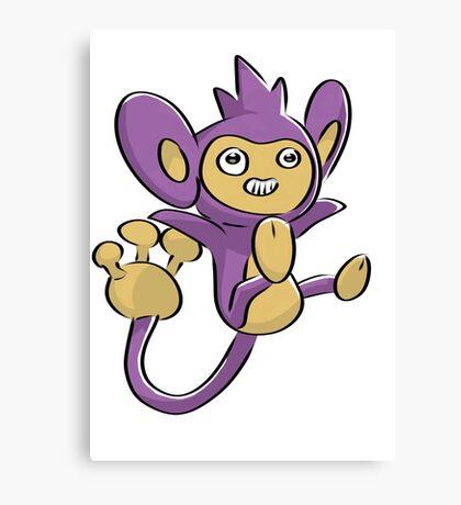 Aipom Pokemon  Canvas Print