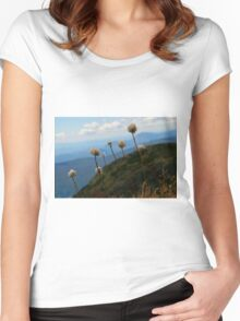 Mt Buller Buds Women's Fitted Scoop T-Shirt