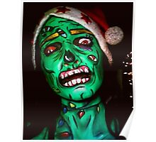 zombie_christmas Poster