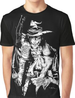 mysterious Graphic T-Shirt