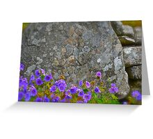 Flowers of Lewis Greeting Card