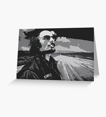 Kim Coates - Son of anarchy Greeting Card
