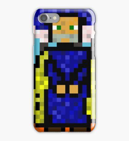 Magician Pixel art iPhone Case/Skin