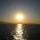 Sunrise, Myconos Island, Greece by Vitta