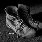 Boots by Andrew Pounder