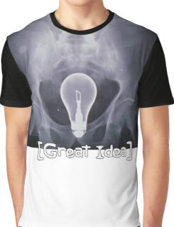 [Great Idea] Graphic T-Shirt