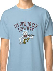 cartoon film tshirt Morty Classic T-Shirt