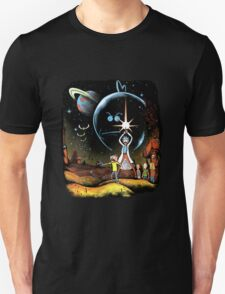 cartoon film tshirt Morty Unisex T-Shirt