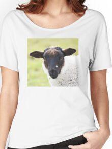 A cute little sheep Women's Relaxed Fit T-Shirt