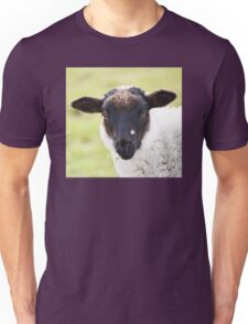 A cute little sheep Unisex T-Shirt