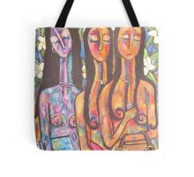The Art Show Tote Bag