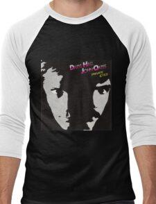 Daryl Hall & John Oates - Private Eyes Men's Baseball ¾ T-Shirt