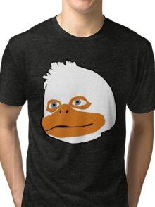 The Duck Himself Tri-blend T-Shirt