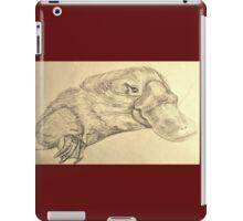 Platypus iPad Case/Skin
