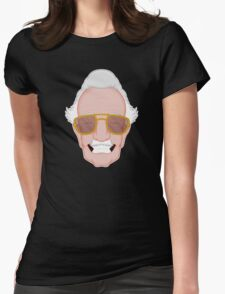 Stan the Man Womens Fitted T-Shirt