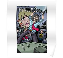 THE ROOM TOMMY WISEAU POSTER  Poster