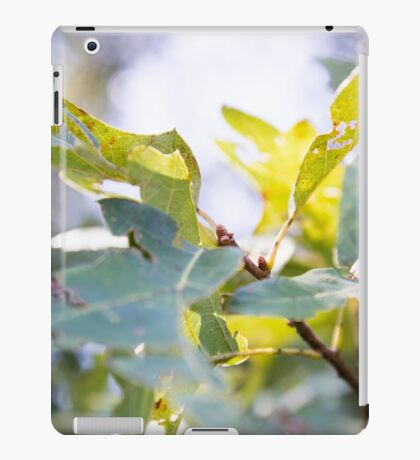 Summer Leaves iPad Case/Skin