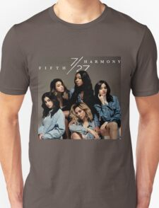 HARMONY FIFTH 7/12 TOUR 2016 top cover edition Unisex T-Shirt